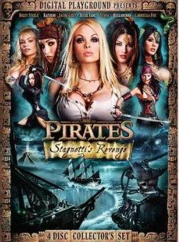 Пираты #2 Месть Стагнетти - с русским переводом (2008) BDRip