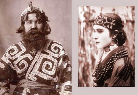 Из истории айну - коренного …