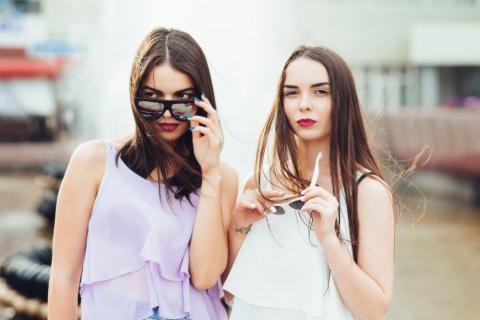 6 верных способов раз и навсегда избавиться от подруг