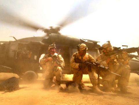 Обама передумал: в Ирак могут войти американские войска для войны с ИГИЛ