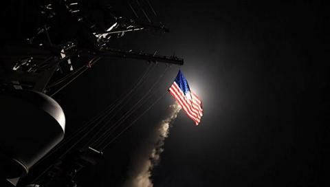 Американцы рассказали, что думают об ударе Трампа по Сирии