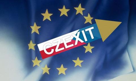 В лексикон европейцев входит понятие Czexit – по аналогии с Brexit