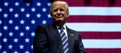 Дональд Трамп — это один чел…