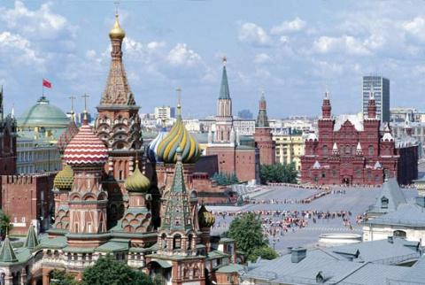 Москва станет брендом