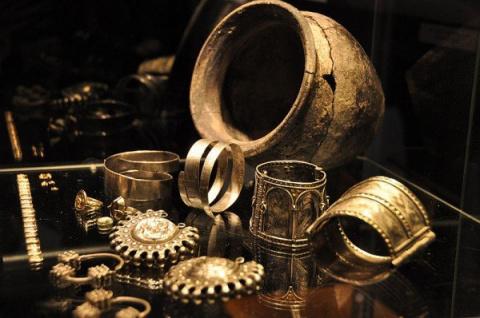 Славянская археология и тайн…
