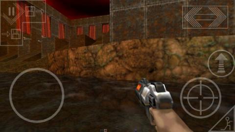 Обзор Quake 2 - крутой, брутально-небритый боевик с нестареющим геймплеем