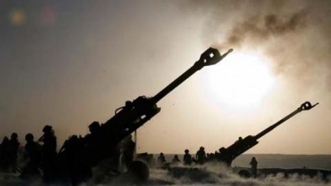 Ремонтная бригада из ДНР попала под обстрел ВС Украины