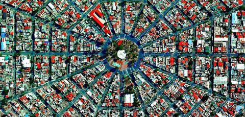 20 спутниковых снимков, меня…
