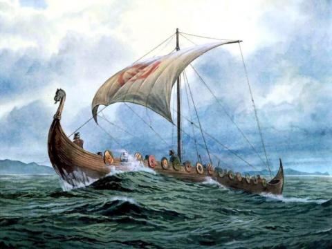 Тайна исчезновения викингов