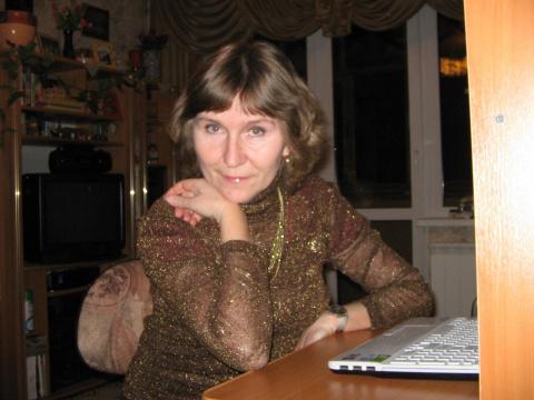 Наталья Жилякова