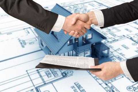 Получение кредита на ипотеку