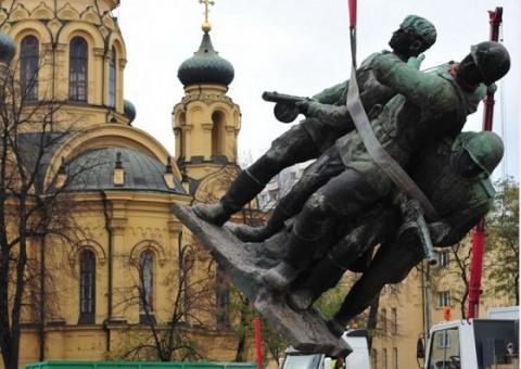 Госдума и кнессет Израиля сделали заявление об уничтожении памятников в Польше