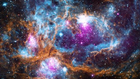 Таинственные частицы с чудовищной энергией приходят из других галактик
