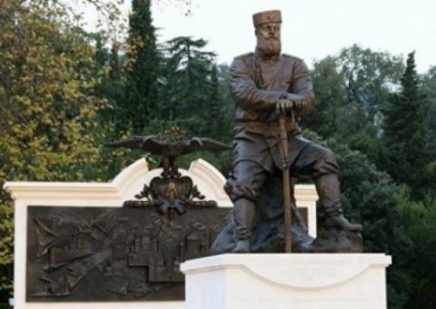 Меджелис пообещал за неделю снести памятник императору Александру III в Крыму