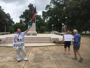 Война с памятниками в США продолжается: «раскопки» в Мемфисе
