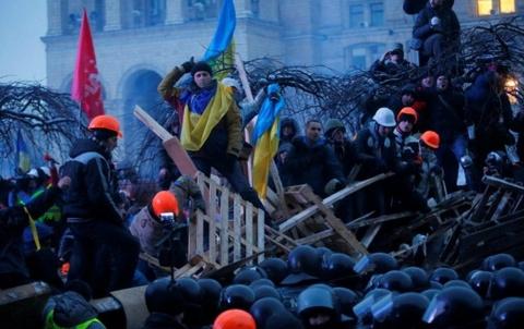 Украинская катастрофа: пять стадий самообмана. Александр Роджерс