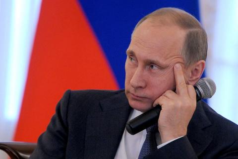 Путин указал путь и услышал …
