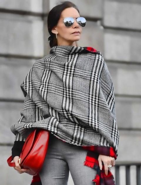 Модный гардероб для холодов …
