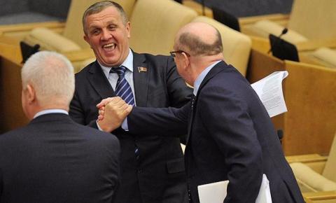 Наконец-то!: Депутатам Госду…