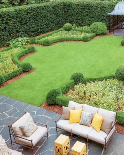 Как правильно создать небольшой сад?