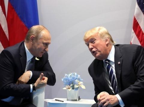 Трамп благодарит за порку. Илья Новицкий