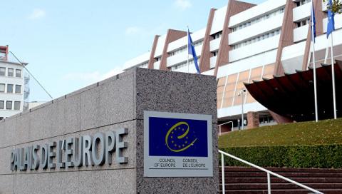 Россия заблокировала треть взноса в бюджет Совета Европы