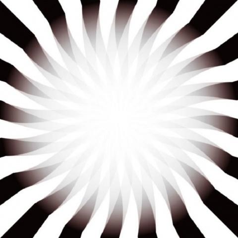 17 удивительных оптических иллюзий, способных вызвать галлюцинации