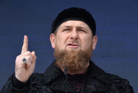 Кадыров призвал к захоронению Ленина
