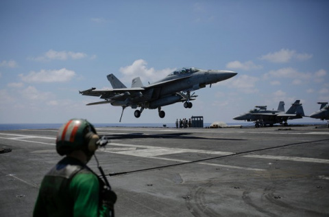 Сенатор: удары США по ВС Сирии абсолютно незаконны