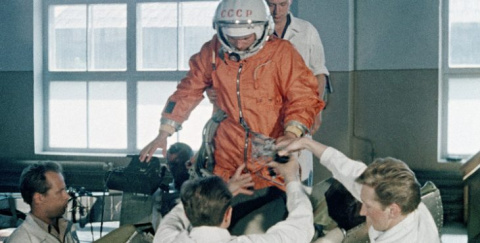 10 опасных ситуаций Гагарина…