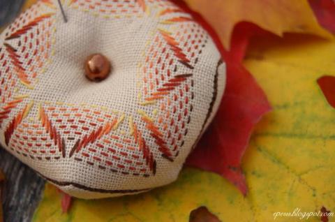 От простого к сложному — небольшая подборка по вышивке