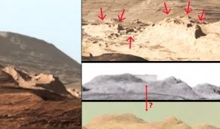 Специалисты обнаружили на Марсе остатки инопланетного города
