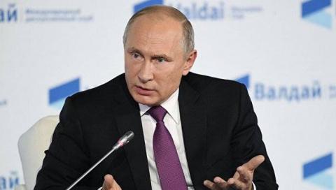 Путин: Россия не допустит в …