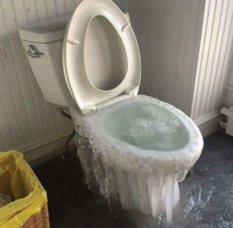Самые суровые зимние фото, к…