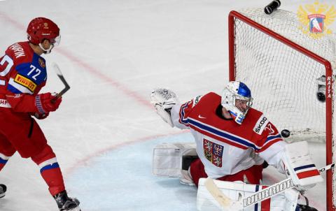 Ну и кто в хоккее «отсталый …