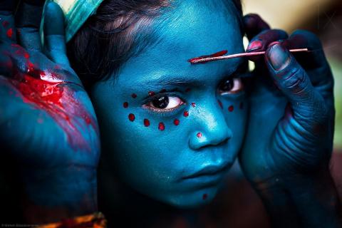 30 красочных фотографий, которые создают яркие впечатления