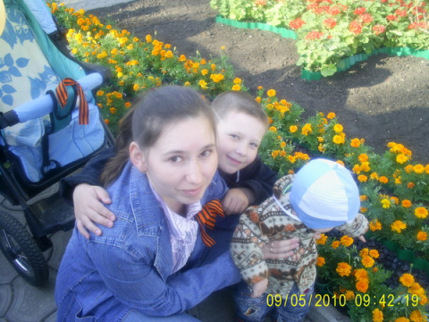 Светлана Андрианова (Солодовникова)