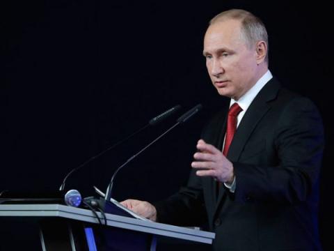Путин резко ответил NBC: «Ва…