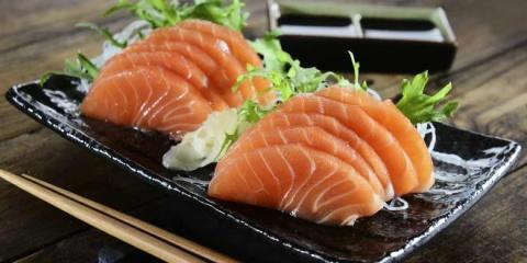 Все тело любителя суши было «пронизано» червями после еды сашими