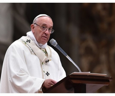 Папа римский Франциск заявил о своем глубоком доверии к России и к ее народу