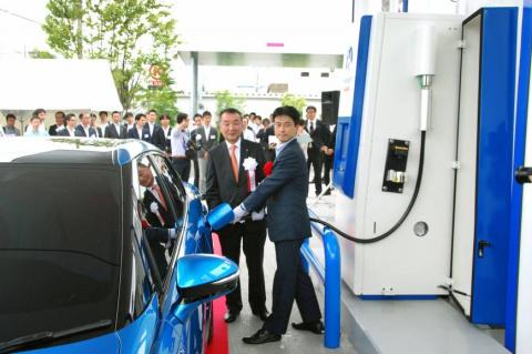 В Японии установят 80 водородных заправок к 2025 году