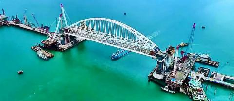 Керченский мост запустит нео…