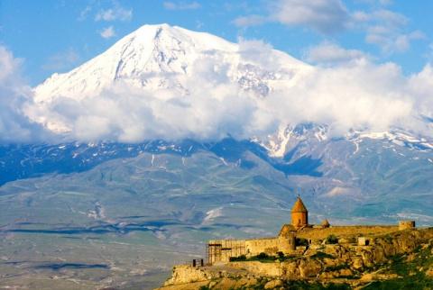 Гора Арарат: легенда о Ноевом ковчеге