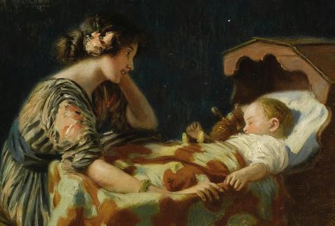 12 фраз перед сном ребенку, имеющих исцеляющий эффект