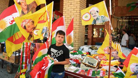 Как Вашингтон бросил курдов …