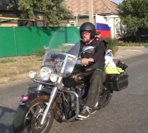 Немецкий байкер о Донбассе: …