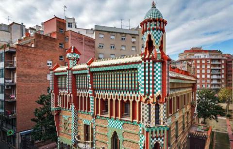 Дом Висенс в Барселоне стал …