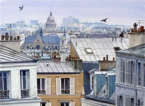 Очарование весенних городов:…