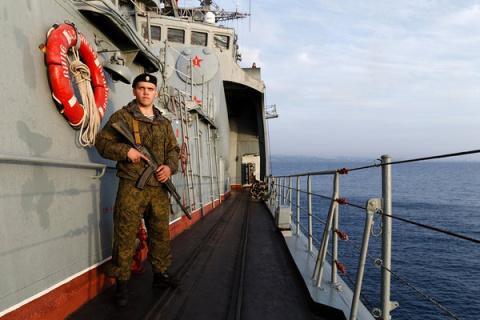 «Российской армии нечего боя…