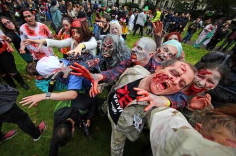 Всемирный день зомби 2017